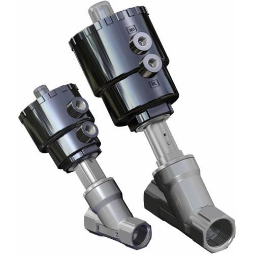Omal Automation pneumatische klep