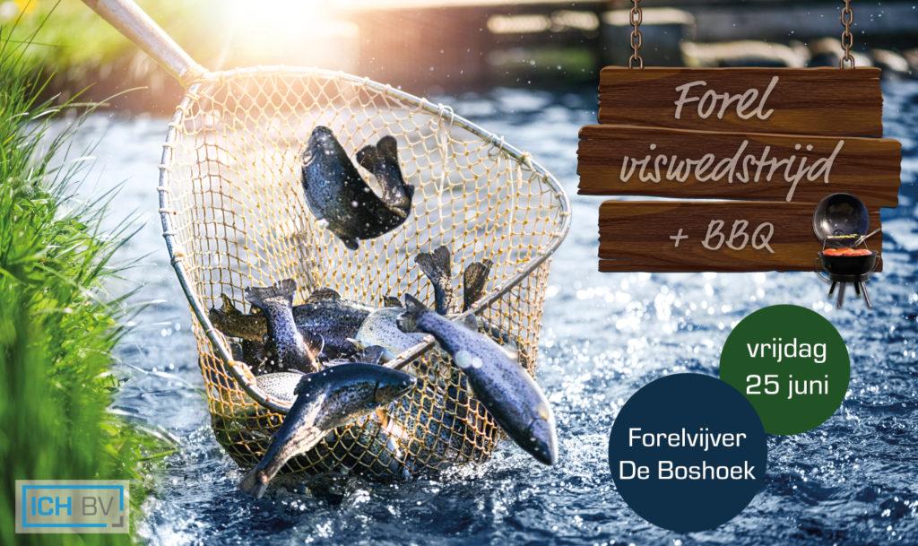 De ICH Forel Viswedstrijd