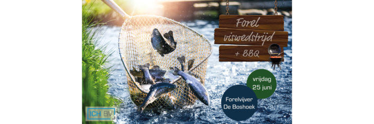 Tweede ICH Forel Viswedstrijd